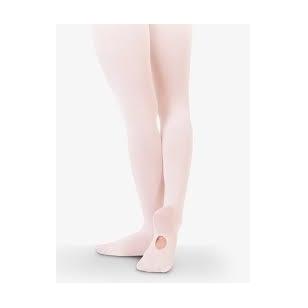 """Baletinės pėdkelnės """"Sansha"""" su skyle """"T90"""""""