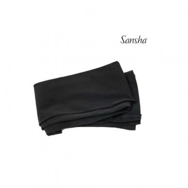 """Baletinės pėdkelnės """"Sansha T99"""" (baletinė rožinė, balta, juoda, kūno sp.) 3"""