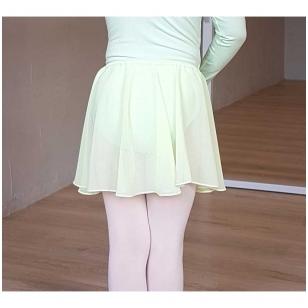 """Šifoninis sijonas """"Mėta"""""""